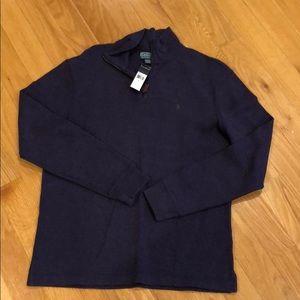 MENS Ralph Lauren Half Zip Sweater